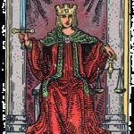 Tarot -- Justice