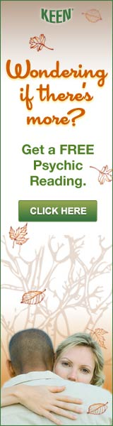 Get a Free Psychic Reading call 1-800-575-9962